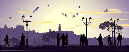evening: Evening meetings