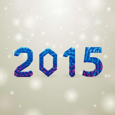 backgorund: blue 2014 christmas backgorund