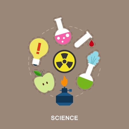 computer scientist: Science vector image