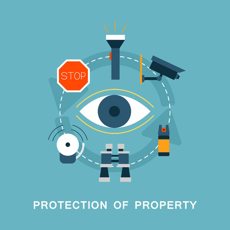 protecting your business: Protection of property picture