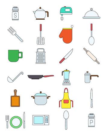 Emejing Oggetti Di Cucina Photos - Ideas & Design 2017 ...