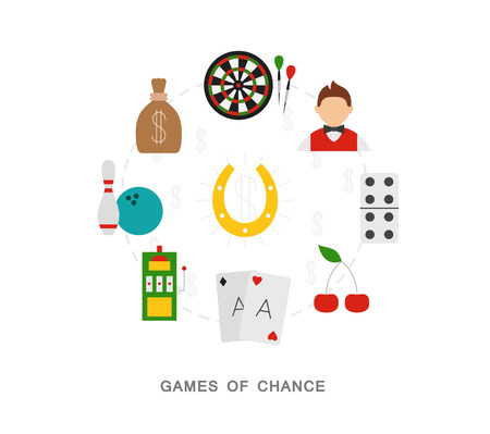 games of chance: Casino games of chance