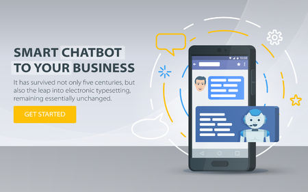 Chatbot and future marketing concept