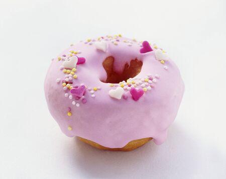 glazes: Strawberry Frosted Donut