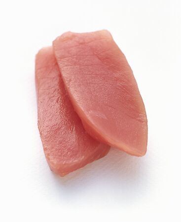 tunafish: Two Slices of Raw Tuna LANG_EVOIMAGES