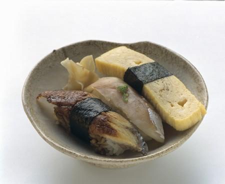 maki sushi: Assortiment de Nori Maki Sushi