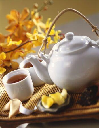 teaset: Asian Tea Service LANG_EVOIMAGES