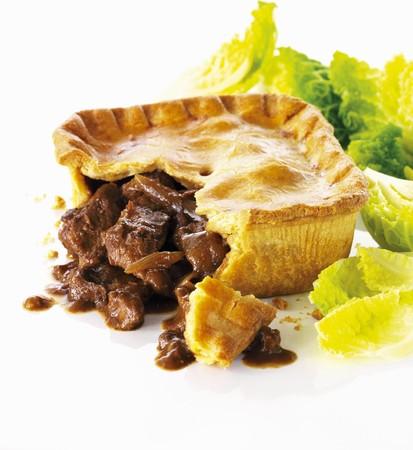 pastes: Steak and ale pie