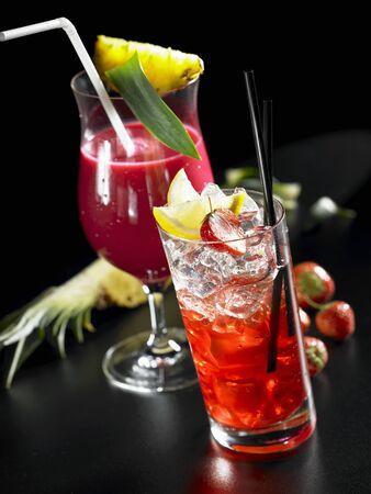 colada: Red Mexx and Colada