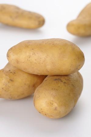 belle: Belle de Fontenay potatoes