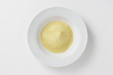revestimientos: Un plato de migas de pan