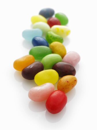 jelly beans: Colourful jelly beans