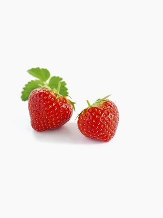 twos: Two strawberries