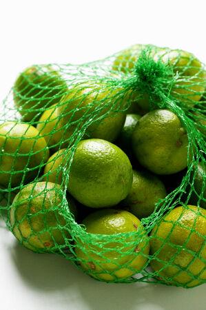 winegrowing: Key limes in net
