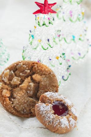 galleta de jengibre: Galletas de man� y galletas de jengibre LANG_EVOIMAGES