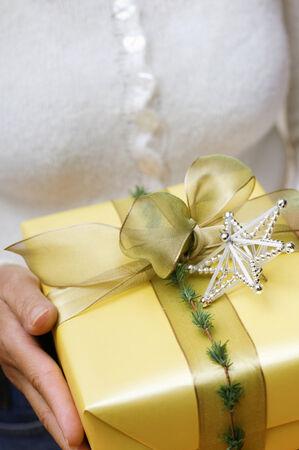 solo  christmas: Christmas parcel