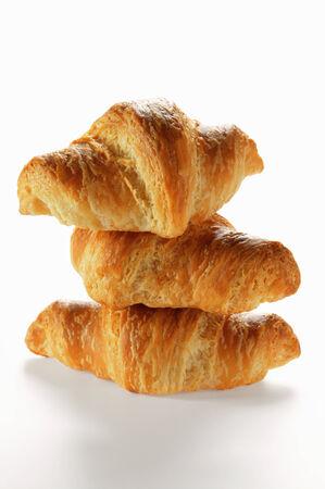 pastes: Croissants, in a pile LANG_EVOIMAGES
