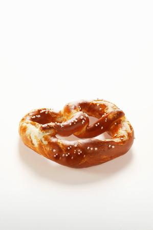 pretzel: Pretzel with salt