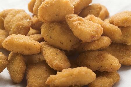 nuggets de poulet: Beaucoup de nuggets de poulet