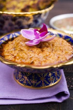 peanut sauce: Peanut sauce (Thailand)