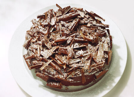 torte: Black-and-White Torte