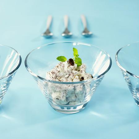 free me: Mocha ricotta cream
