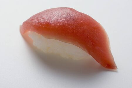 tunafish: Nigiri sushi with tuna LANG_EVOIMAGES