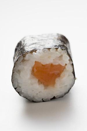 maki sushi: Maki sushi au saumon LANG_EVOIMAGES