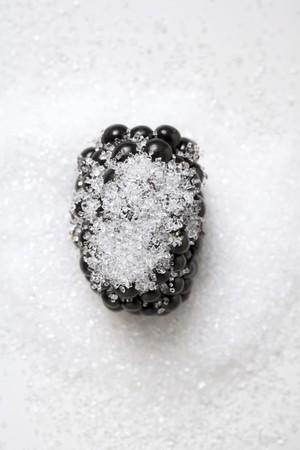 brambleberries: A blackberry with sugar