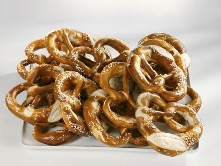 nibbles: Soft pretzels