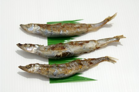 barbecues: Chub mackerel, grilled LANG_EVOIMAGES