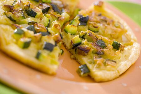 courgette: Courgette omelette LANG_EVOIMAGES