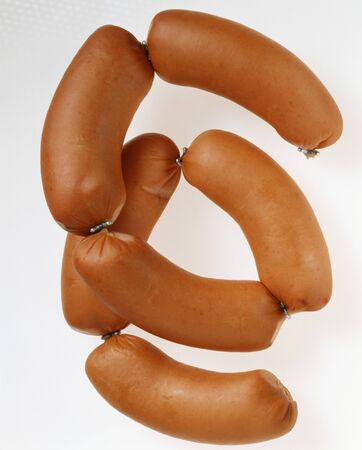 scalded sausage: Boiled sausages LANG_EVOIMAGES