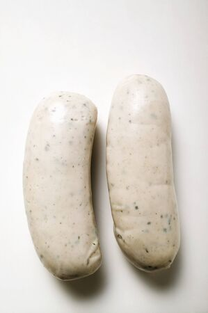 weisswurst: Two Weisswurst