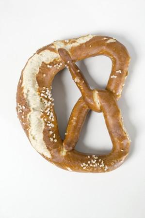 pretzel: Salted soft pretzel LANG_EVOIMAGES