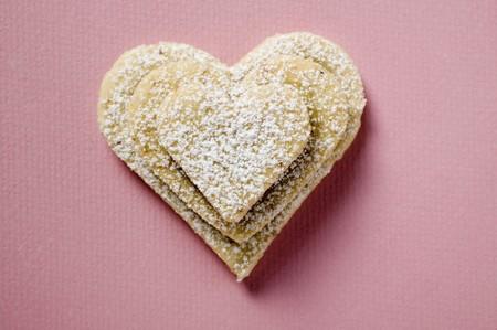 sucre glace: coeurs de p�tisserie de sucre glace LANG_EVOIMAGES