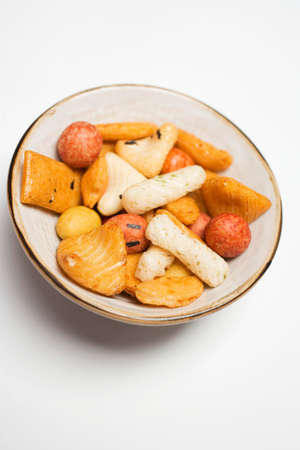 nibbles: Nibbles from Japan in china bowl