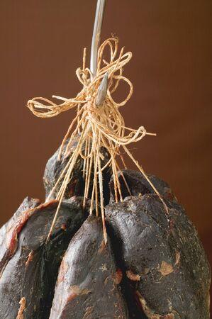 jamones: Jamones de venado ahumado (colgar) LANG_EVOIMAGES