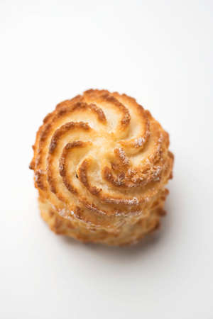 almond biscuit: Italian almond biscuit