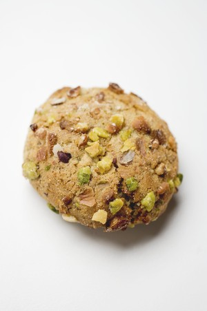 almond biscuit: Italian almond biscuit with pistachios LANG_EVOIMAGES
