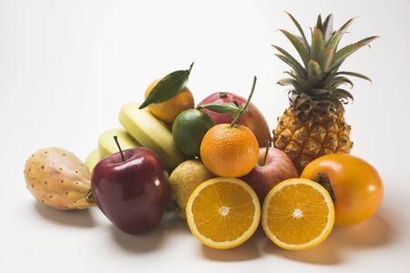pip: An assortment of fresh fruit