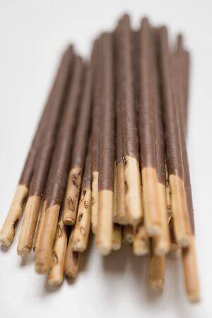 revestimientos: El chocolate se pega
