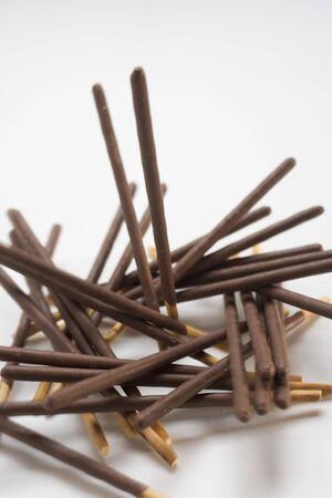 glazes: Chocolate sticks