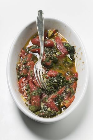 ovenbaked: Oven-baked chard and tomatoes LANG_EVOIMAGES