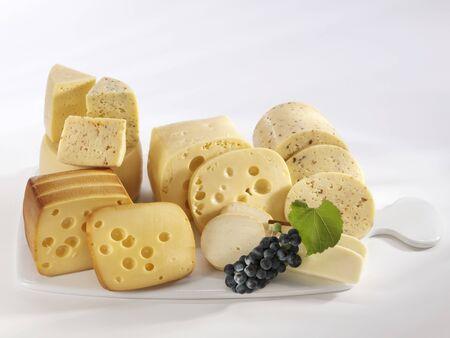tabla de queso: Tabla de quesos Mixta