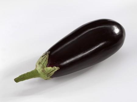 aubergine: An aubergine