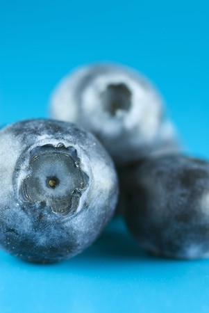 bluish: Fresh blueberries LANG_EVOIMAGES