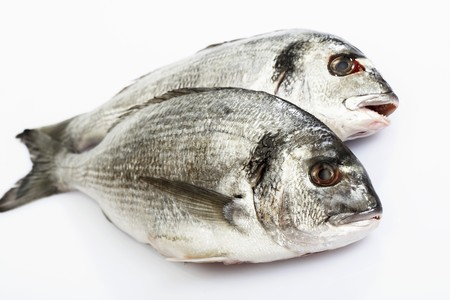 twos: Two sea bream