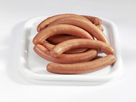 frankfurters: Frankfurters on a platter LANG_EVOIMAGES