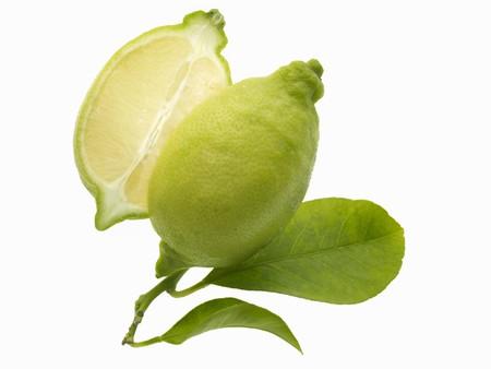 halved: Halved lemon